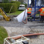 Réhabilitation collecteur pluvial 28e Ave. Sainte-Marthe-sur-le-Lac